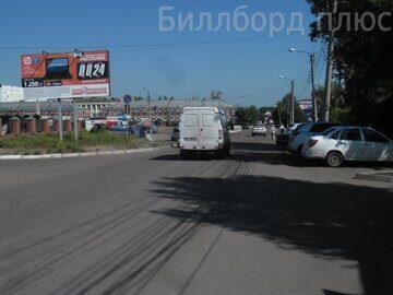 Канск, Советская, главная площадь города (площадь Коростелева) (Б)